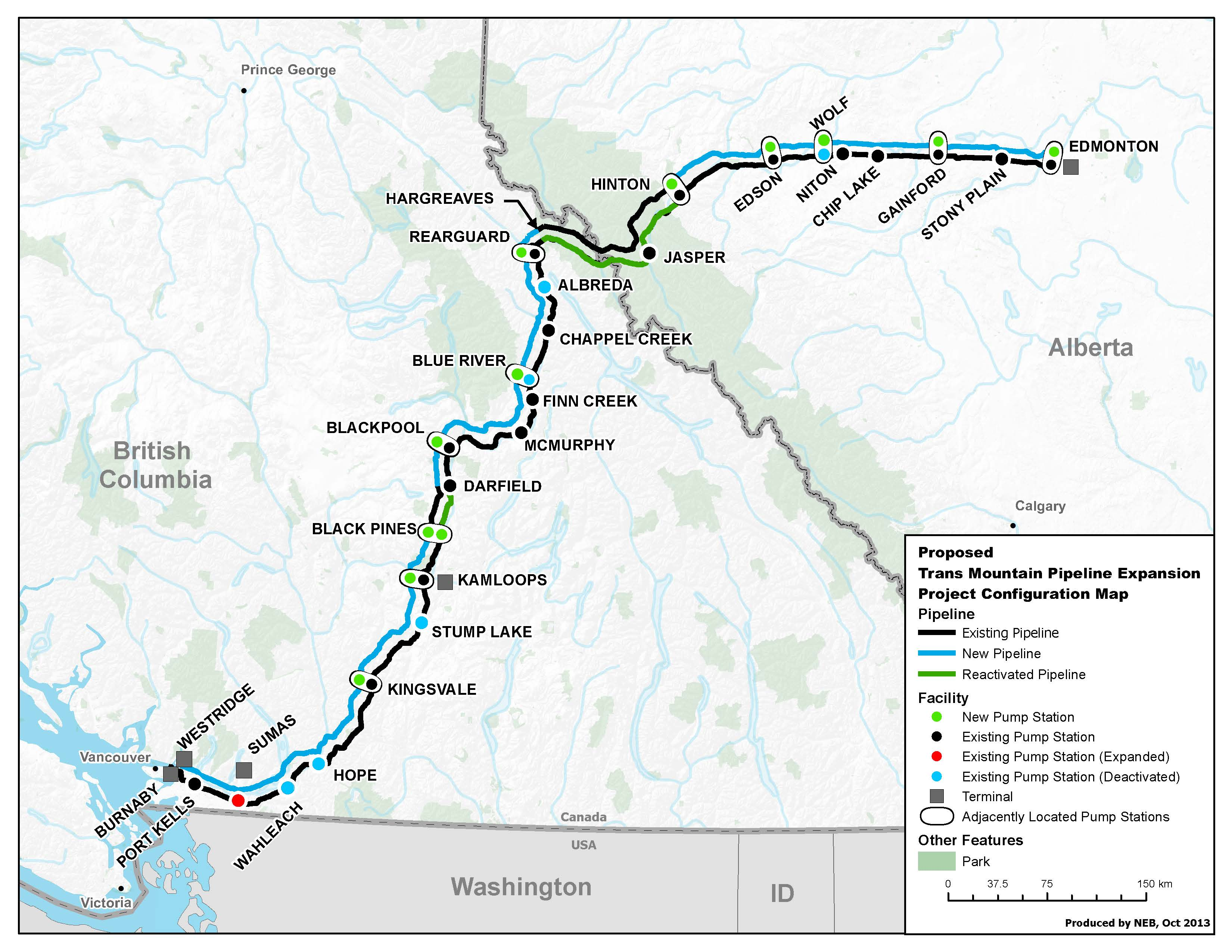 Trans Mountain Expansion Project - Canada ca